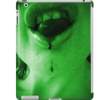 Zombie Night Vision iPad Case/Skin