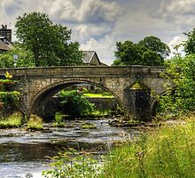 Settle Bridge by Tom Gomez
