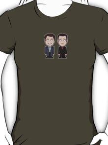Jack and Ianto (shirt) T-Shirt