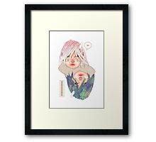 Twin Framed Print