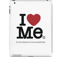 I Heart Me iPad Case/Skin