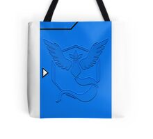 Team Mystic Pokedex phone case Tote Bag