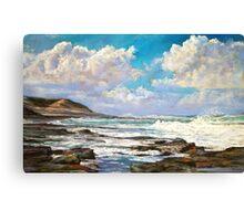 'Shelley Beach' - Apollo Bay Canvas Print