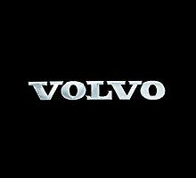 Old Volvo Emblem (Spiral notebook) by Matti Ollikainen