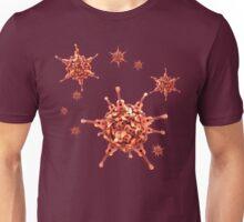 Ukulele Acquisition Syndrome Virus - Red Unisex T-Shirt