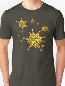 Ukulele Acquisition Syndrome Virus - Yellow Unisex T-Shirt