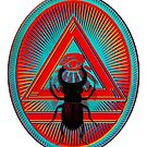 Illuminati Icon T4x by RichardSmith