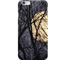 Full Yellow Moon iPhone Case/Skin