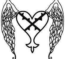 Heartless Tattoo by Thalia Bristow