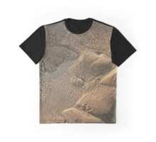 Patterns of Sand Cape Henlopen State Park, Graphic T-Shirt