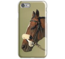 Race Horse iPhone Case/Skin