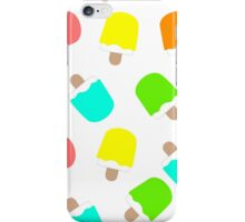 Colorful Popsicles  iPhone Case/Skin