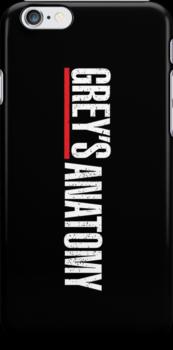 Grey's Anatomy Logo by dellycartwright
