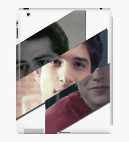 Powerful Trio [Stilinski, McCall, Lahey] iPad Case/Skin
