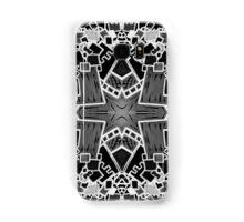Tate - Created by a Genius (Square/Sym/BW) Samsung Galaxy Case/Skin
