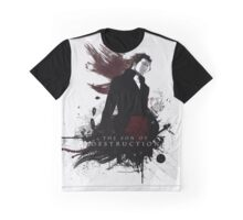 Aizen Graphic T-Shirt