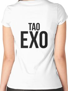 Tao Jersey Women's Fitted Scoop T-Shirt
