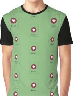 I Love Palo Alto Graphic T-Shirt