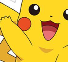 Pikachu! Sticker