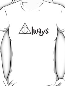 Always - Snape T-Shirt