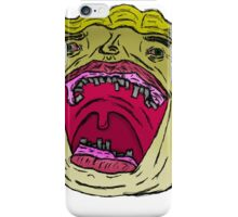 Excited Young Man iPhone Case/Skin