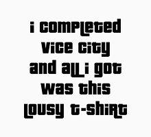 Grand Theft Auto Vice City 100% Reward Unisex T-Shirt