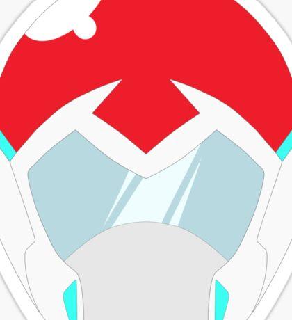 Voltron Legendary Defender: Keith Sticker