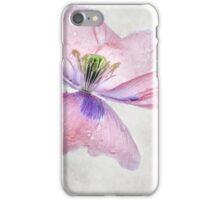 Pink Poppy iPhone Case/Skin