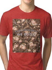 Bassil For President Tri-blend T-Shirt