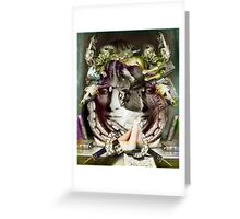 Crazy Horse child. Greeting Card