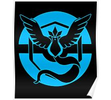 Team Mystic Be The Very Best T-Shirt Poster