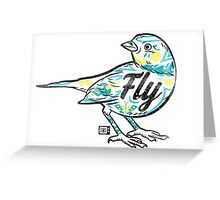 Fly Guy Greeting Card