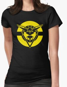 Team Instinct Be The Very Best T-Shirt Womens Fitted T-Shirt