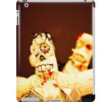 Zombie Doll Attack-3 iPad Case/Skin