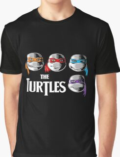 The turtles Graphic T-Shirt