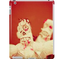 Zombie Doll Attack-2 iPad Case/Skin