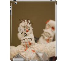Zombie Doll Attack-1 iPad Case/Skin
