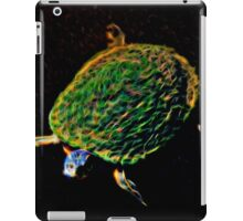 Glowing Turtle  iPad Case/Skin