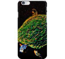 Glowing Turtle  iPhone Case/Skin