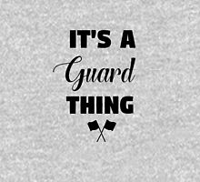 "Just Band Things: ""It's a guard thing""  Unisex T-Shirt"