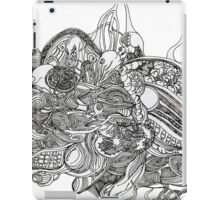 The Anatomy of Thought 1 iPad Case/Skin