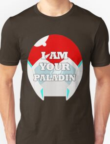"""""""I AM YOUR PALADIN"""" Keith from Voltron Unisex T-Shirt"""