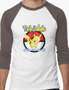 Gotta Dab ém all! Men's Baseball ¾ T-Shirt