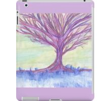 Lonely Contemplation iPad Case/Skin