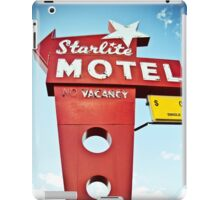 Signs-6 iPad Case/Skin