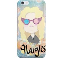nargles iPhone Case/Skin