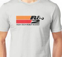 K&N High Tech Robot Bodies Unisex T-Shirt