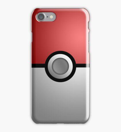 Poké Ball  iPhone Case/Skin