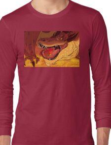 Greed's Roar Long Sleeve T-Shirt