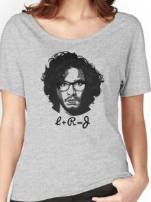 L+R=J Women's Relaxed Fit T-Shirt